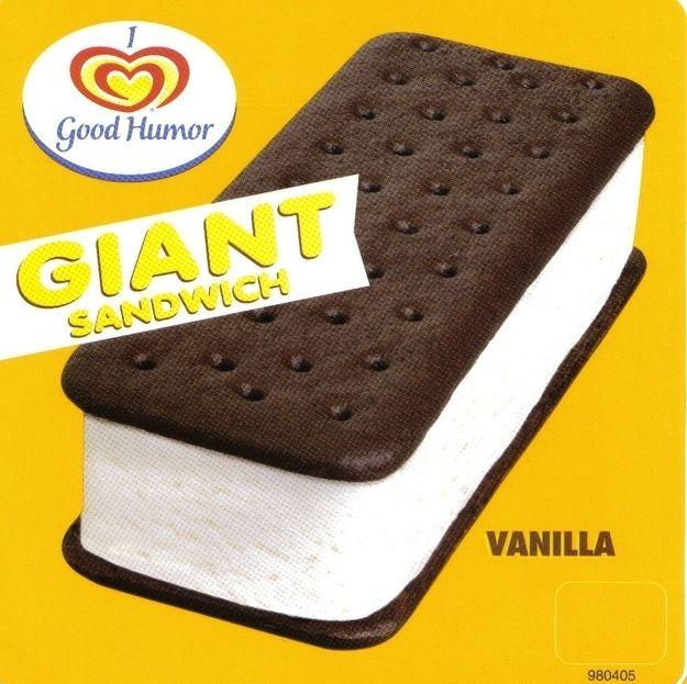Classic Ice Cream Sandwich