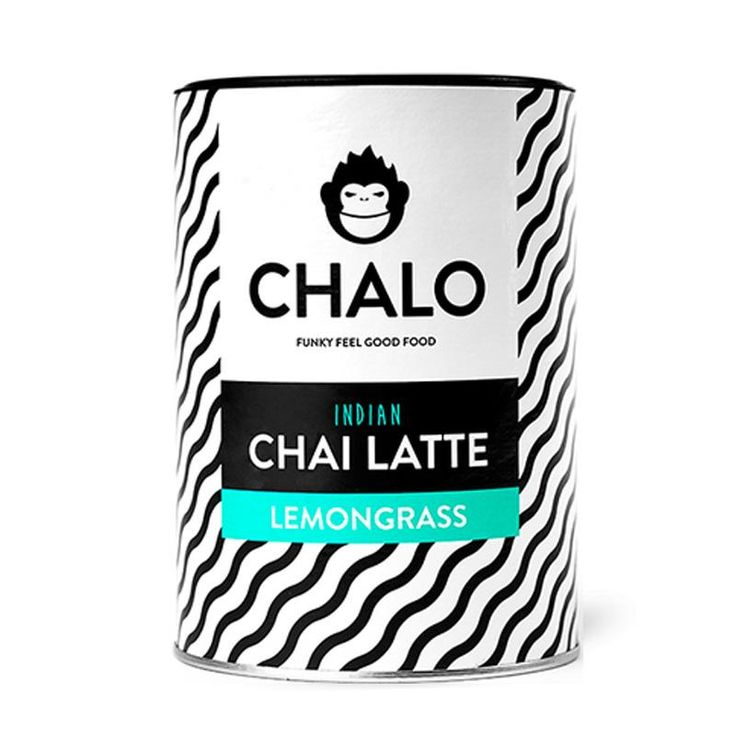Chalo Chai Latte: Citroengras