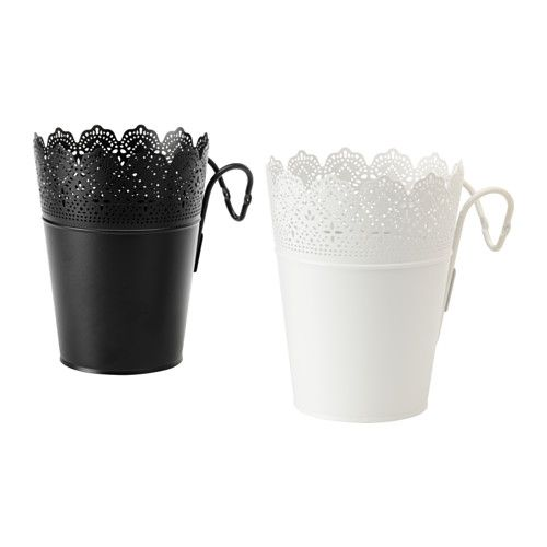 SKURAR Pot avec support IKEA > à recycler en pot à…