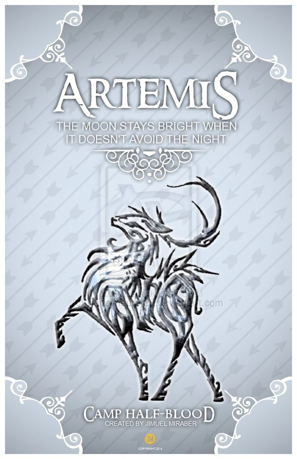 CHB Cabin Posters: Artemis by jimuelmaurer26