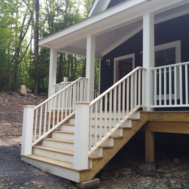 Best Front Steps With Railings Country House Ideas Pinterest 400 x 300
