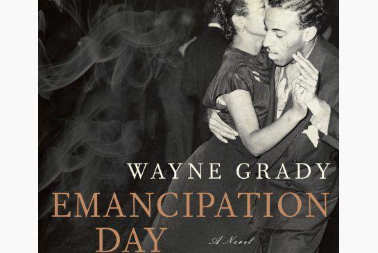 Emancipation Day - Wayne Grady (BAF 2014)