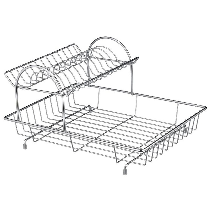 Tier Dish Drainer Stainless Steel Dish Drainers Stainless Steel Dish Racks