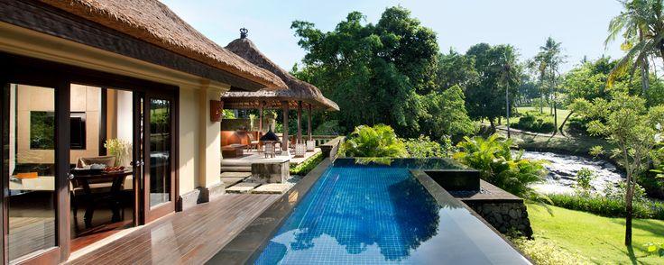Bali Resorts - Pan Pacific Nirwana Bali Resort