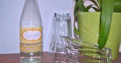 Klarspüler für den Geschirrspüler einfach selber machen (300g Alkohol, 200g Wasser, 80g Zitronensäure)