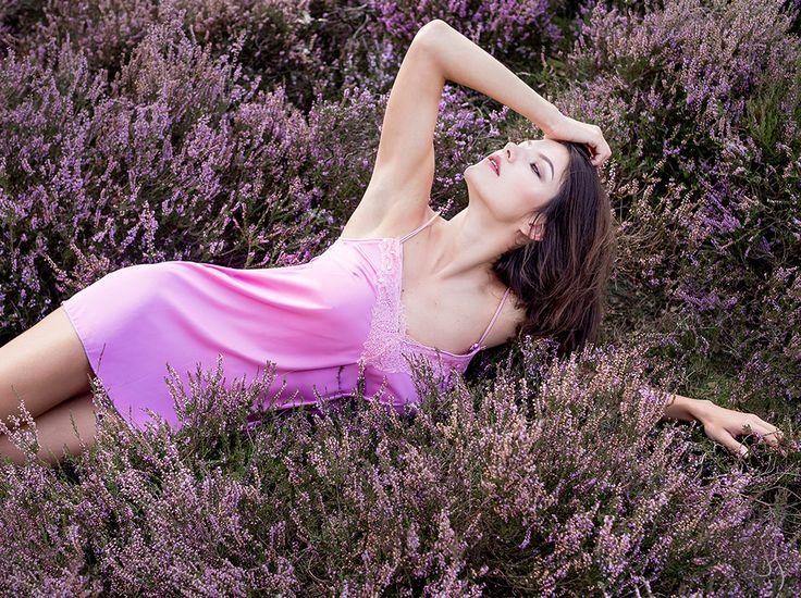 Designer: Blue eleven intimates  Photography: Stephanie Verhart  Make-up artist: Ika Kartika Nugraha  Models: Charis van den Velde & Dominique Wolniewicz