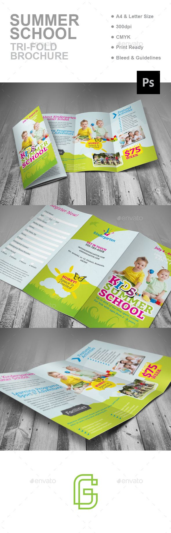 Best Brochure Template Images On Pinterest Brochures - Hp tri fold brochure template