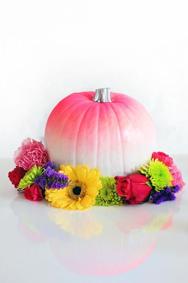 HOLIDAY DIY | Pumpkin Decorating