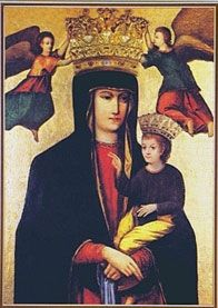 Obraz Matki Bożej Zawadzkiej, Sanktuarium Matki Bożej Zawadzkiej