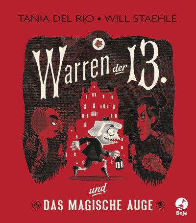 Dürfen wir vorstellen? Warren, der Dreizehnte: Er ist Page, Handwerker, Kammerjäger, Schornsteinfeger und Laufbursche zugleich. Und das in einem...