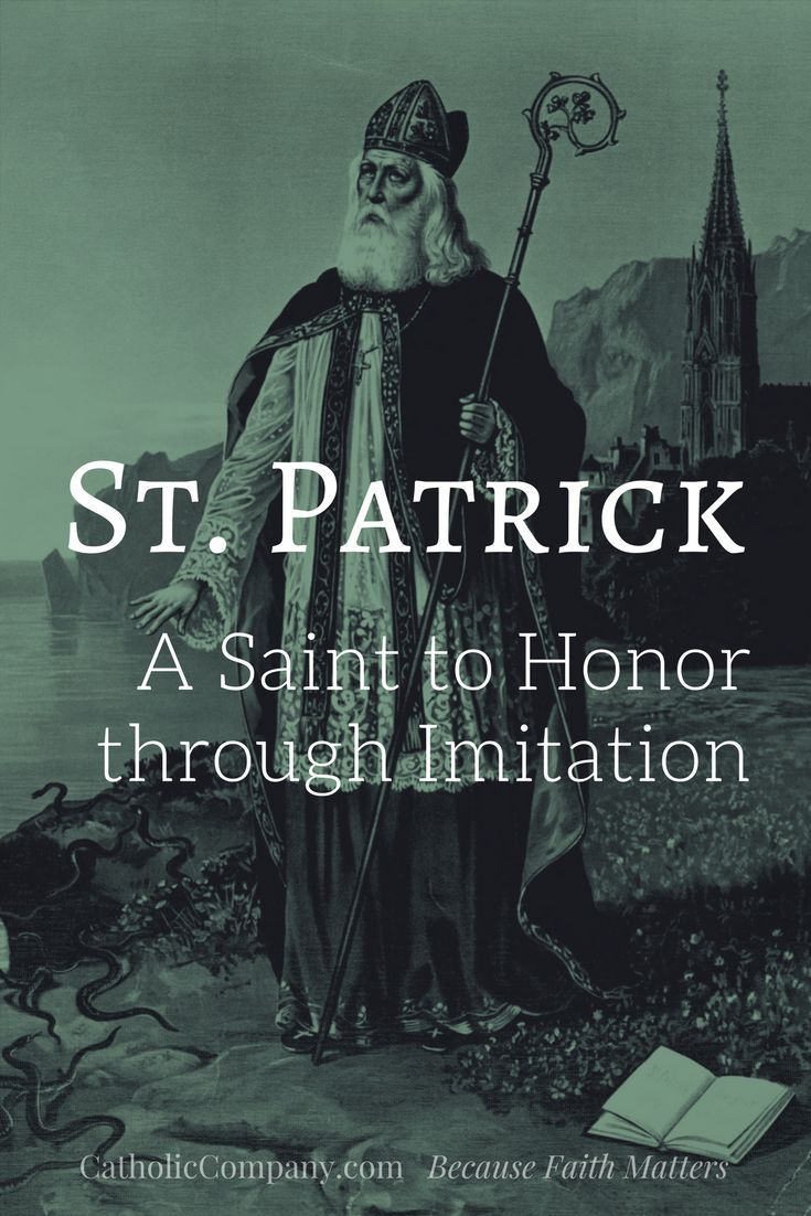 A Better Way to Celebrate St. Patrick's Day | Get Fed | A Catholic Blog to Feed Your Faith