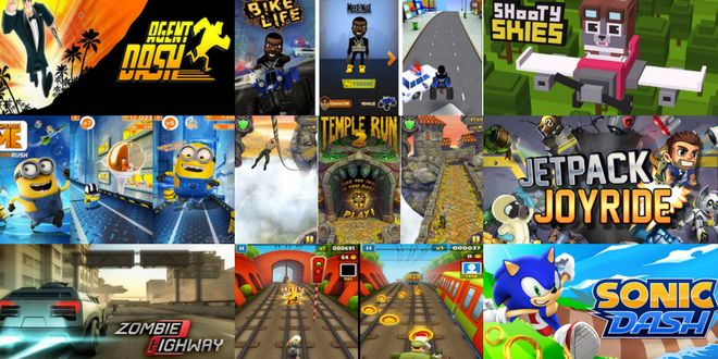 Top 10 Endless Running Games for Android – 2017