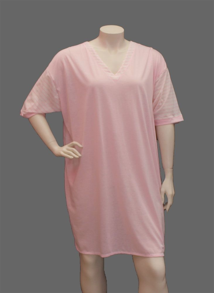 Veronica Summer Short Nightie - Sleepwear - Lisa's Lacies