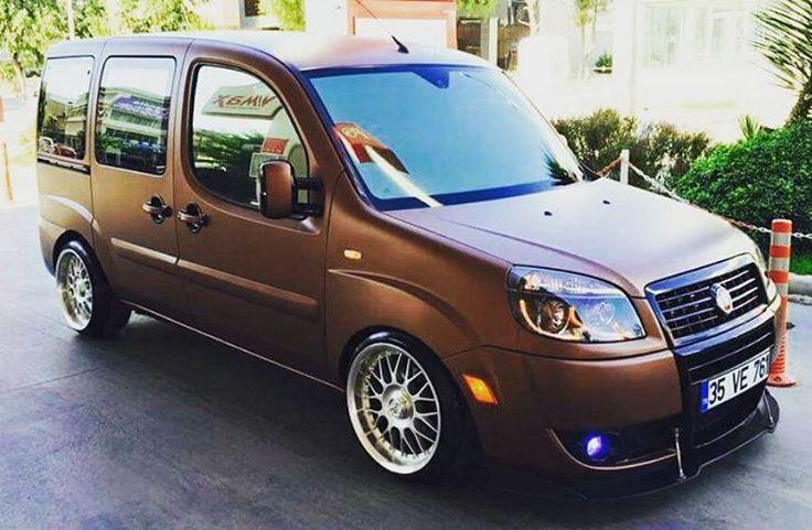 Fiat Doblo  Maxi Lwb (low) 6 Sp Manual Diesel 2019