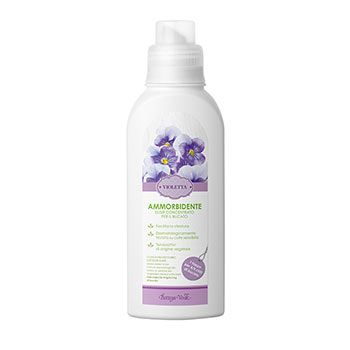 Violetta - Elisir ammorbidente concentrato per il bucato (500 ml)