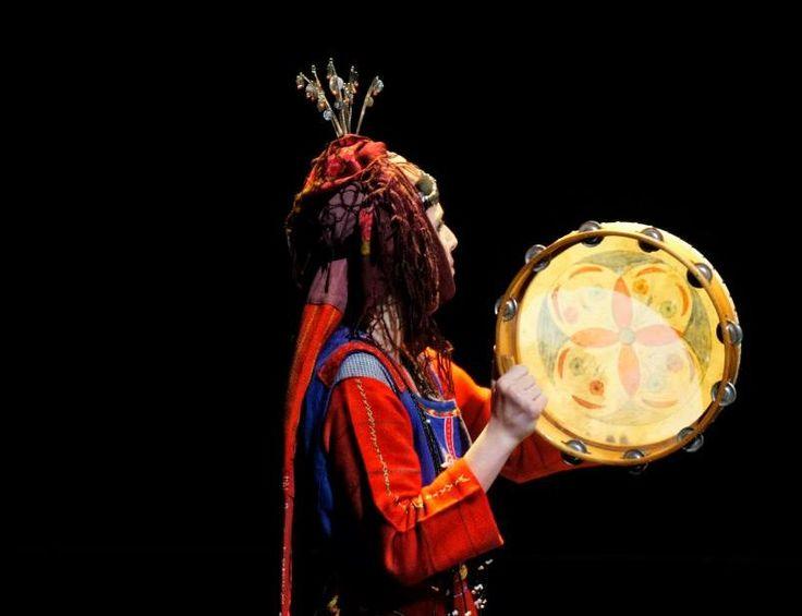 Τraditional costume from Liti,Thessaloniki, Greece/Παραδοσιακη φορεσια απο την Λητη Θεσσαλονικης.