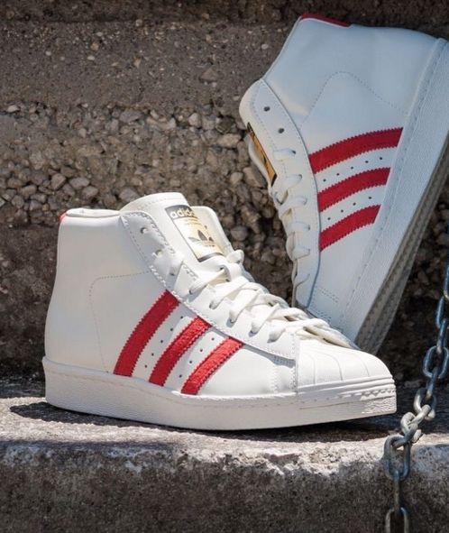 adidas 11 pros adidas superstar white and red