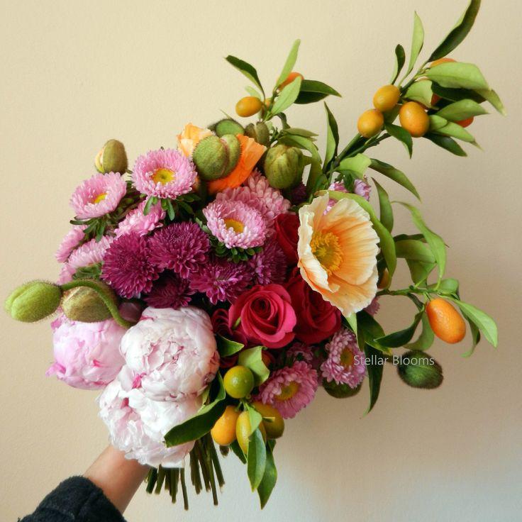 Floral Fruit Salad www.stellarblooms.com.au