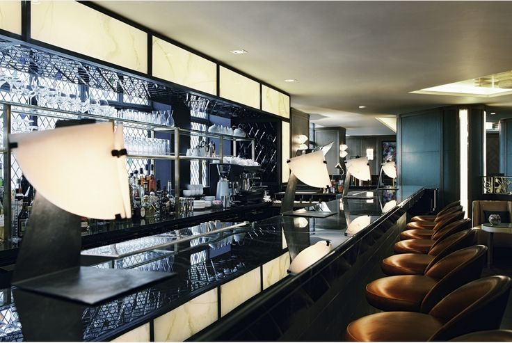 The Club at the Ivy London by M. Brudniski