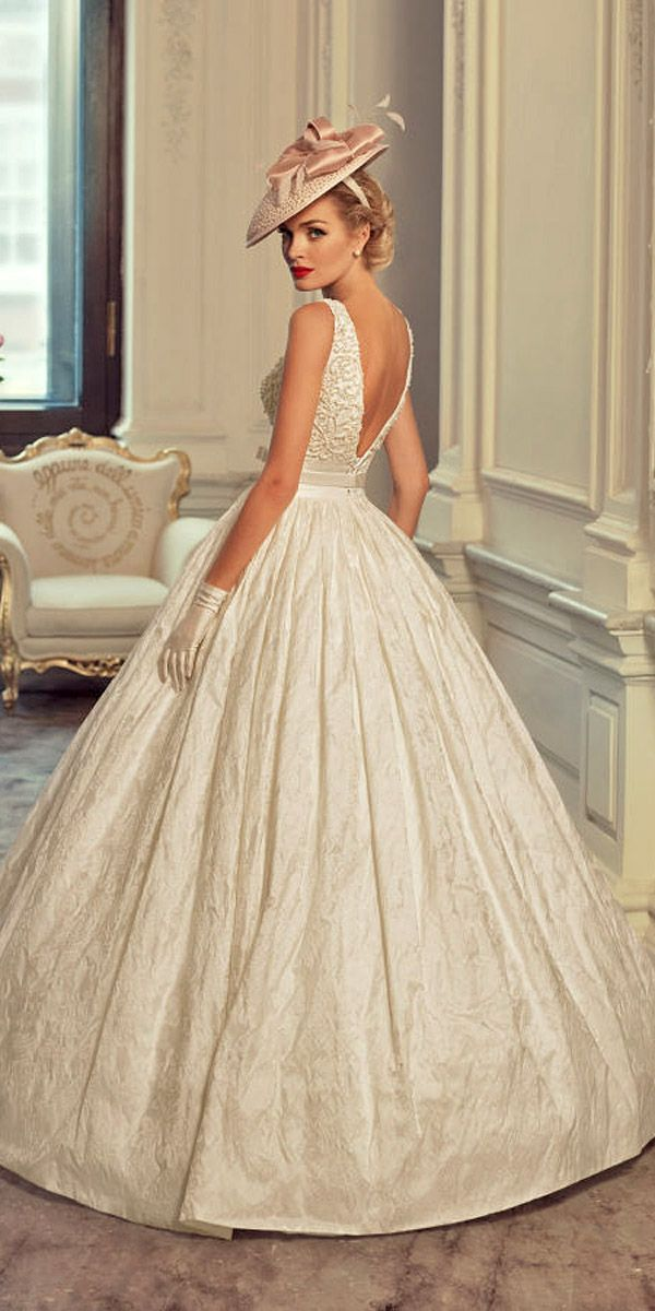 Best s Bridal Gowns With A Retro Feel Vintage PortraitDry CleaningSatin