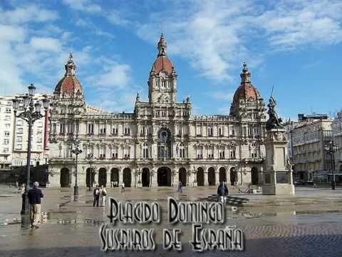 Placido Domingo-Suspiros de España. -