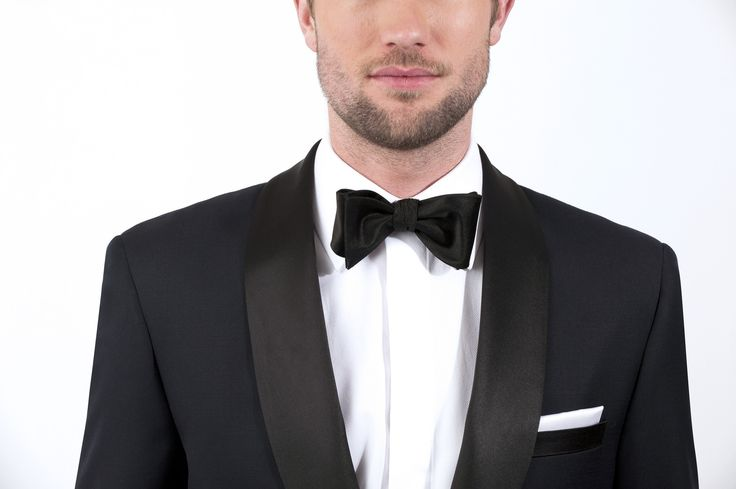 It has been said that every man looks great in a tuxedo. We agree. But, when you're ready to elevate your finest look to new heights, a retro-inspired shawl collar tuxedo is a sartorial power move that is guaranteed to set you apart. Taking cues from the Rat Pack in their heyday and old Hollywood glamour, this tuxedo is crafted from exceptional, Italian Super 140's wool. Hand-tailored in our signature slim fit, we construct this tuxedo with a half-canvassed structure for durability and fit…