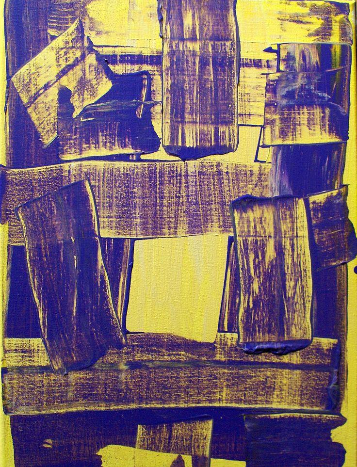 Acrylic on canvas, 30x40