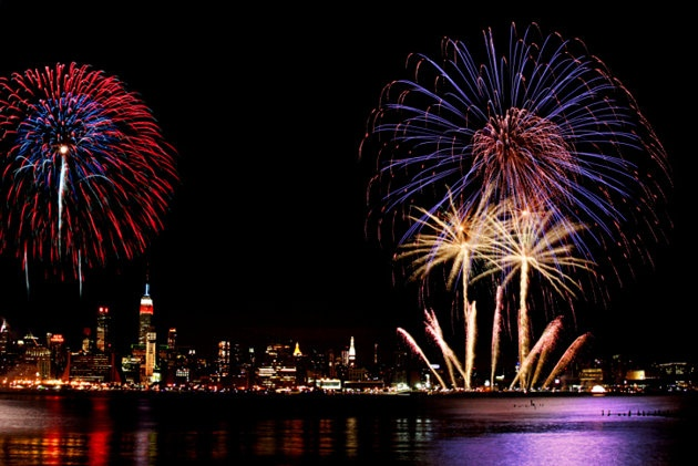NYC Independence Day.  Awesome
