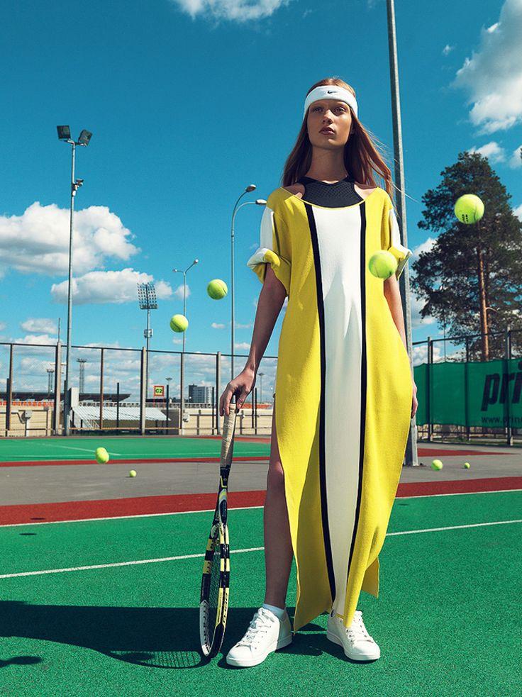 In Fashion Magazine June 2016 Karina Kozionova by Igor Oussenko                                                                                                                                                                                 More