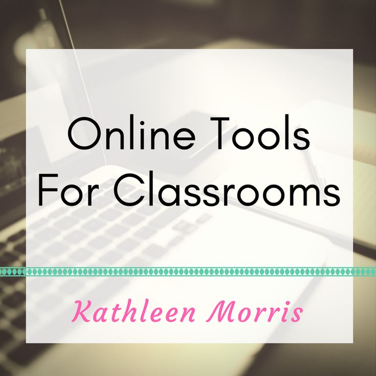 Free web tools for teaching and learning