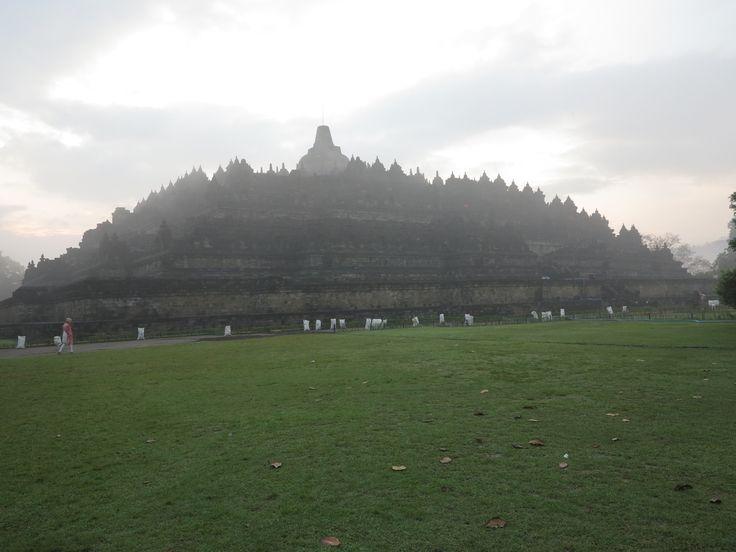 Stupa with ashes/photo Claudia Proushan