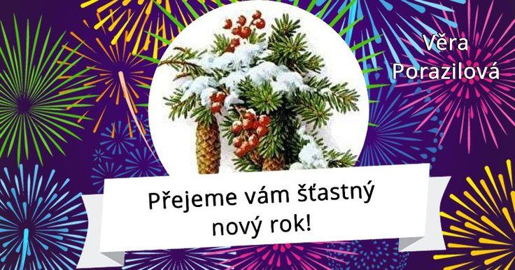 Klikněte zde a popřejte šťastný nový rok!