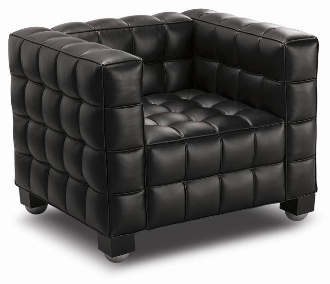 Josef Hoffmann Kubus Chair