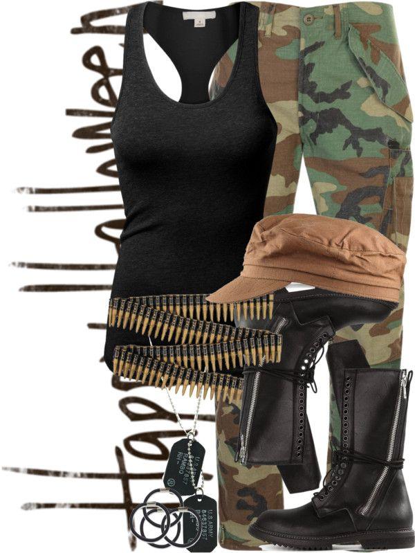 """DIY Halloween Costume."" by dianauruchurtu ❤ liked on Polyvore"