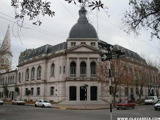 Olavarría, ciudad natal