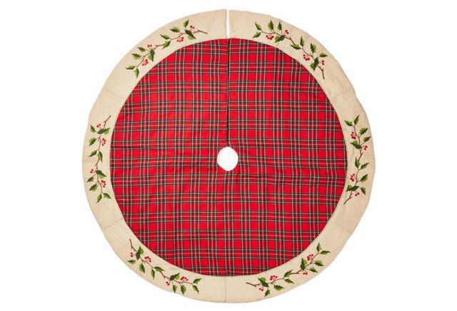Ideas For Christmas Tree Skirts