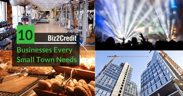Top 10 Business Ideas Perfect for Small Towns- Biz2Credit.in