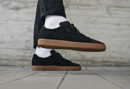 202fc9b55a0a Puma Suede Classic Pincord schoenen zwart