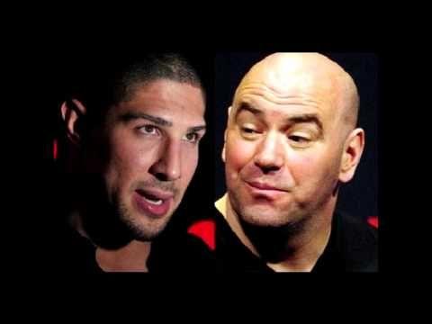 Dana White Says Brendan Schaub You Weren't Good Enough In The UFC