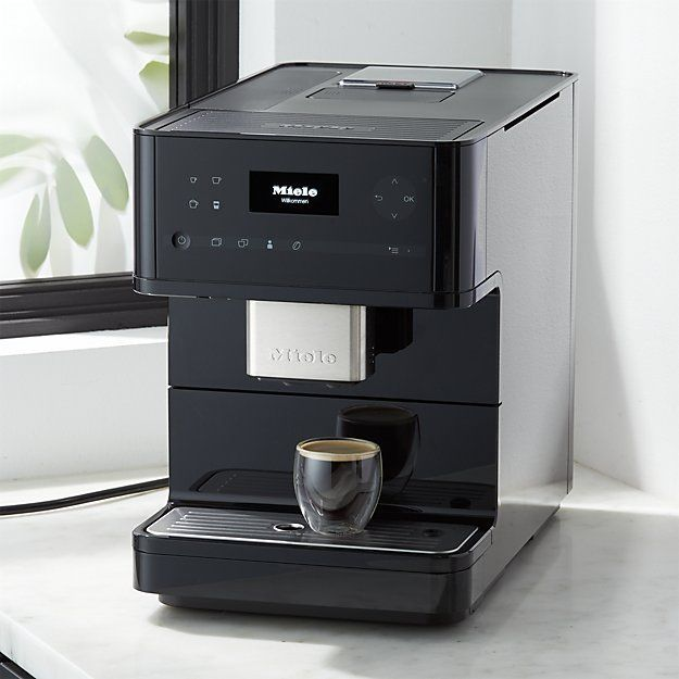Countertops Miele Cm6150 Black Countertop Coffee Machine Free