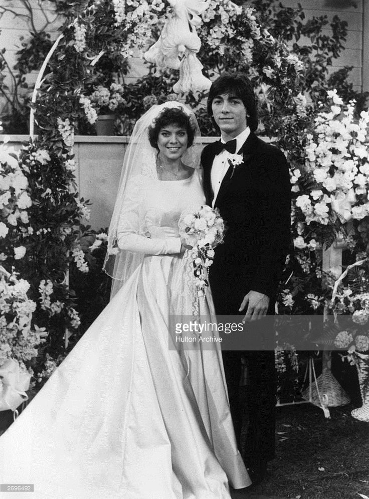 95 best images about scott baio as chachi on pinterest l for Last season wedding dresses