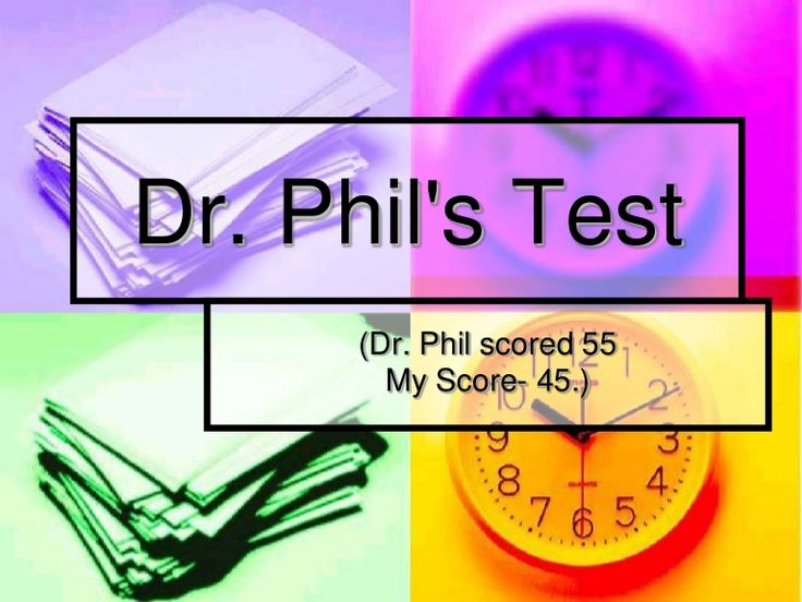 the best personality style test ideas  dr phils personality test amazing by sreenath s via slideshare