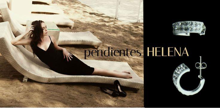 Un referente clásico en la moda: los vestidos de color negro. Una tonalidad siempre decorosa en cualquier ambiente. Combínalo con unas sugerentes joyas swarovski para hacerlo brillar (pendientes Helena, plata y cristalitos swarovski). Tienda: www.miara.es #trends #outfits #fashioniconic #cool #beatiful #glamoutfits
