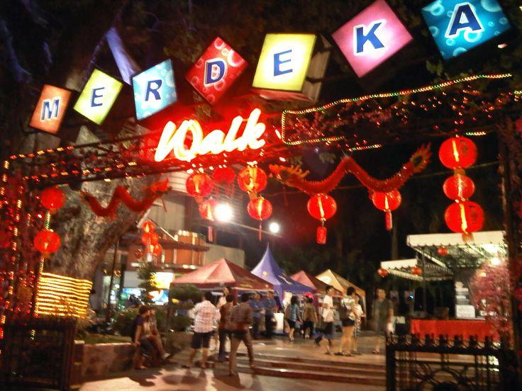Merdeka Walk, Medan
