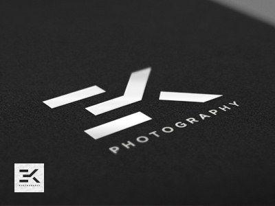 Logo Design – EK Monogram