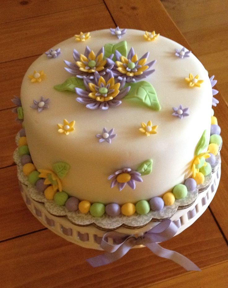 45 best Fondant Cakes and more that I have made images on