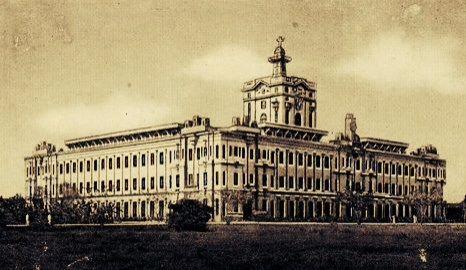 #Philippine_History  . ____ .   University of Santo Tomas. Asia's only remaining Pontifical university.