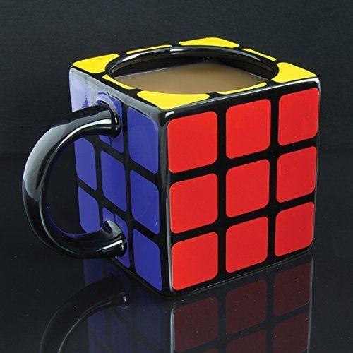 Rubiks Cube 3D Mug Coffee,Tea