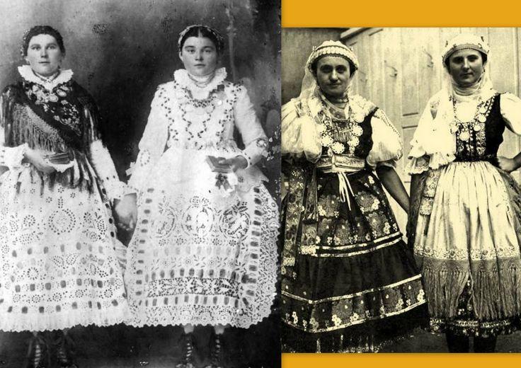 Kalocsa -Berzák Csöre  1914-ben,- Érsekcsanádi népviselet