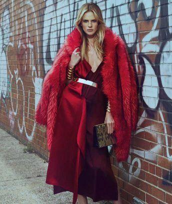 Anne V for Vogue Portugal 2016